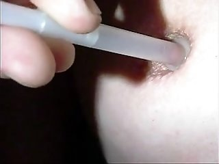 vacuum and needles